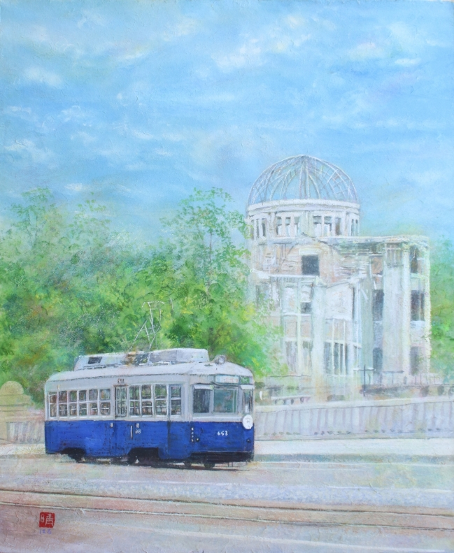 Tram-and-atomic-bomb-dome